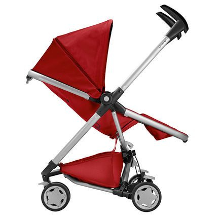 Poussette Canne Zapp Xtra 2 - Red Rumour  Additional 224€