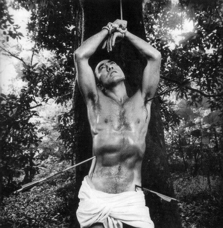 San Sebastian - Yukio Mishima