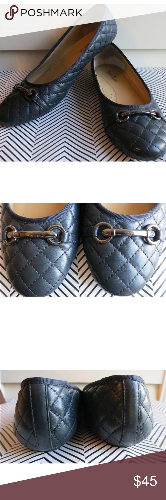 Neiman Marcus 10 M Quilted Ballet Style Flats Great condition Neiman Marcus Shoes Flats & Loafers