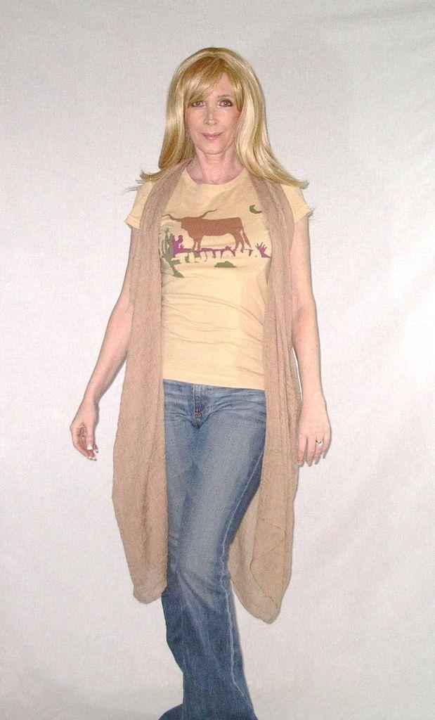 Gauze Turban Scarf Khaki Tan Wear As Vest Hijab Sash Sarong Or Swimsuit Cover Huge 64″ x 40″ Boho Hippie Gypsy Scarf