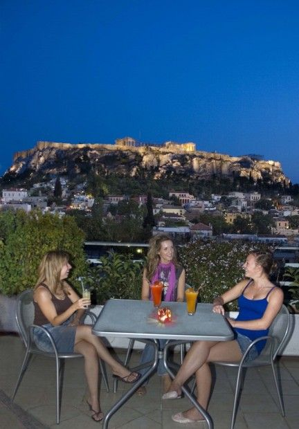 Athens Center Square is a new concept in hotel accommodation, breaking away from the traditional standards of 3 star hotels. Paintings of artist Corinna O'Brien are adding a special touch and feelling. Just a couple of minutes from #Plaka and the famous Acropolis, Athens Center Square hotel will offer you a genuine experience. From the roof top a breath taking view to Acropolis and #Athens is expecting you. #ACS