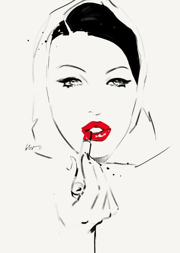 Floyd Grey Illustration Fashion 10 Floyd Grey : Illustrations Vectorielles de Mode
