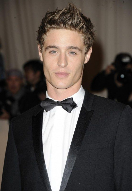 Max Irons | Red Riding Hood | The Host | Famously Fashionable | Black Bow Tie
