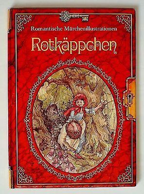 Rotkäppchen - Romantische Märchenillustrationen - Brigitte Noder - Pestalozzi-