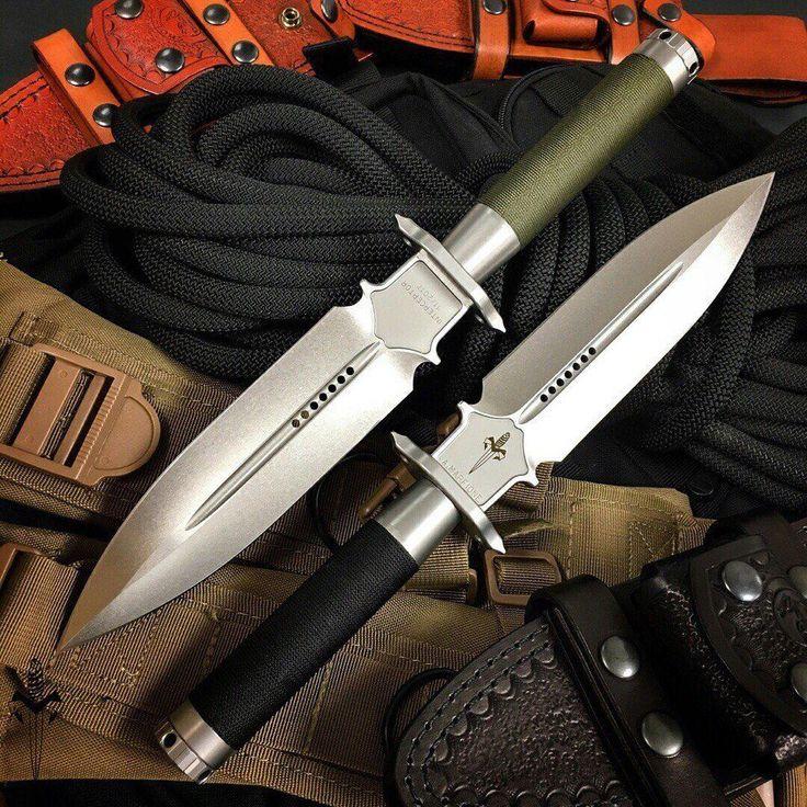 Фото боевых ножей с названиями