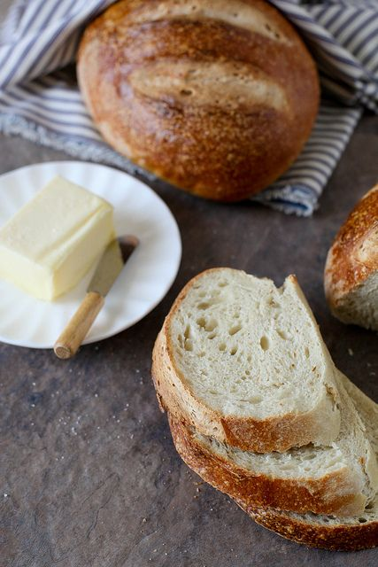 Sourdough Bread | Annie's Eats--- according to her this is a better recipe than her first so *NOTE TO ME: USE THIS RECIPE*