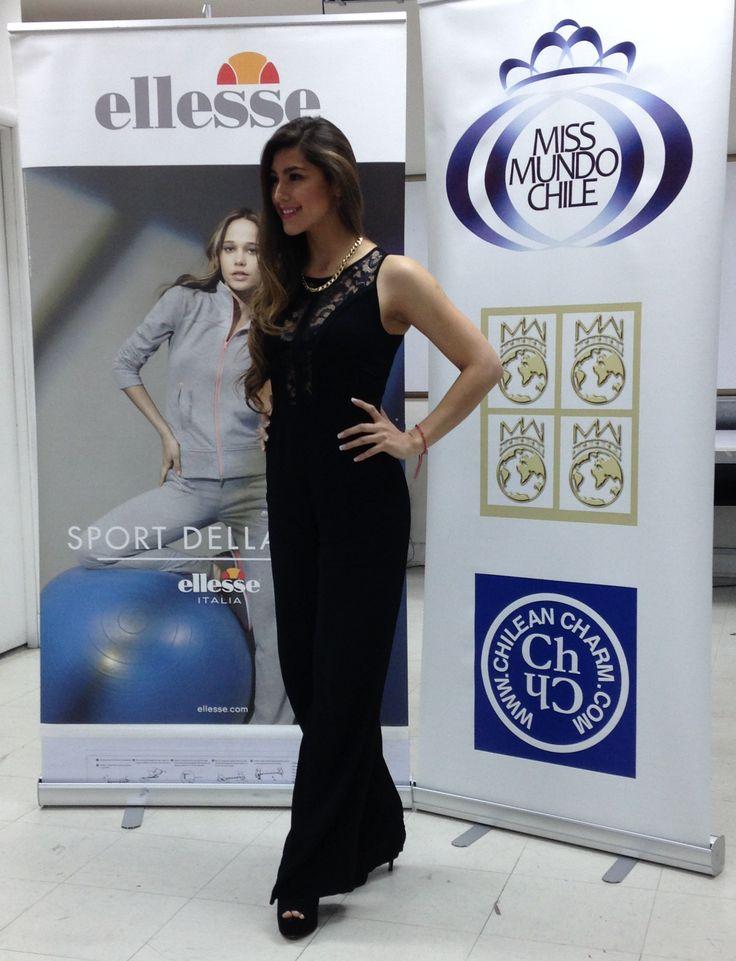 La preliminar de #MissMundoChile2015 en: http://factorbanda.blogspot.cl/2015/08/preliminar-miss-mundo-chile-2015.html