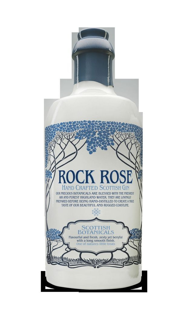 Rock Rose is made in the most northern distillery on mainland Scotland
