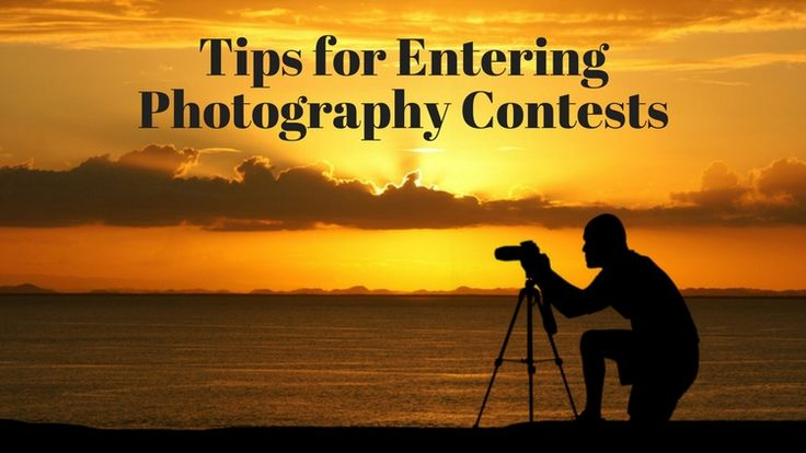 If you are ready to see how your images measure up and want to enter some photography contests - here are some tips to help you get started.