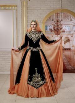 TESETTÜR KINALIK - NİŞANLIK KOLEKSİYONU - Osmanlı Moda