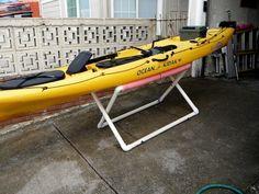 EZ Kayak Stand