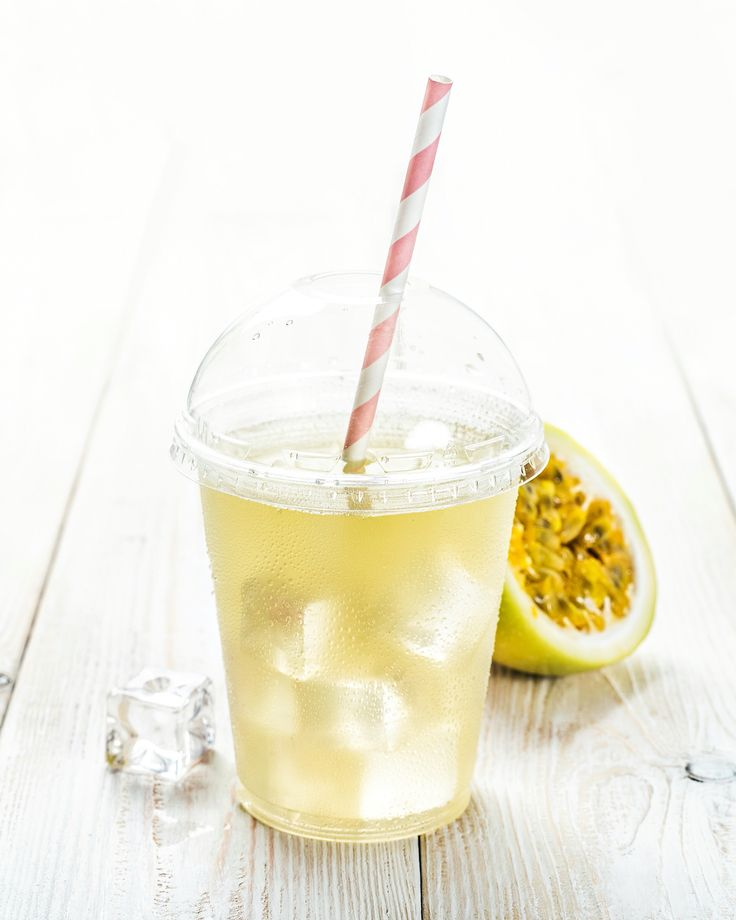 "Summer lemonade ""Passionfruit"""