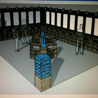 Sussex Uni product design stand concept image 2