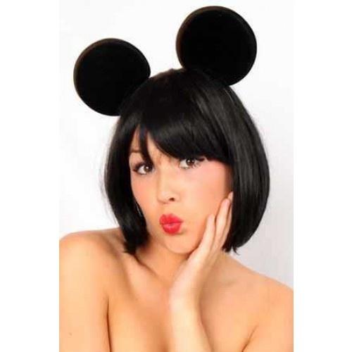 Mickey mouse oren - Dierendiadeem - Kronen & Diademen - Hoeden - Feestartikelen