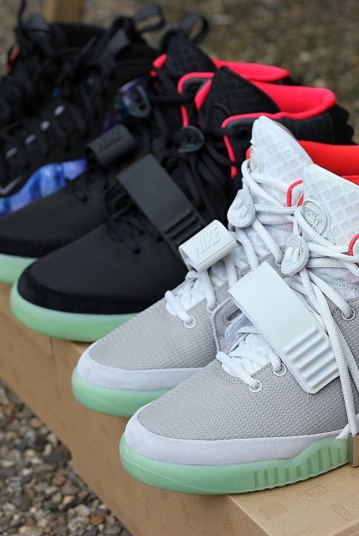 #Nike Air #Yeezy & #Foamposite