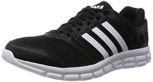 Oferta: 50€ Dto: -16%. Comprar Ofertas de adidas Breeze 101 2 M Zapatillas de deporte, Hombre, Negro / Blanco, 42 barato. ¡Mira las ofertas!