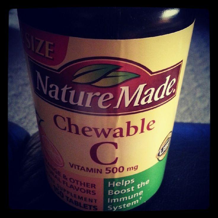 NatureMade Chewable Vitamin C