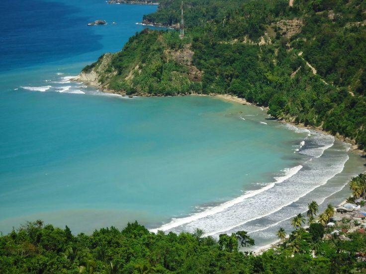 Another beach in Jeremie, Haiti