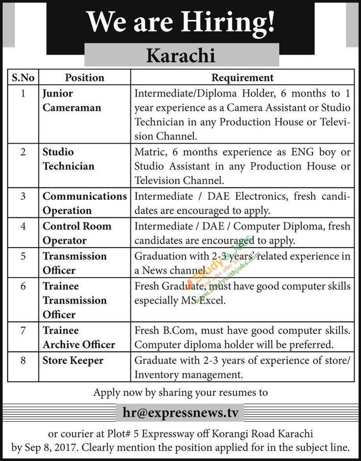 9 best Jobs images on Pinterest Pakistan, Jobs in and Data entry - logistics assistant job description