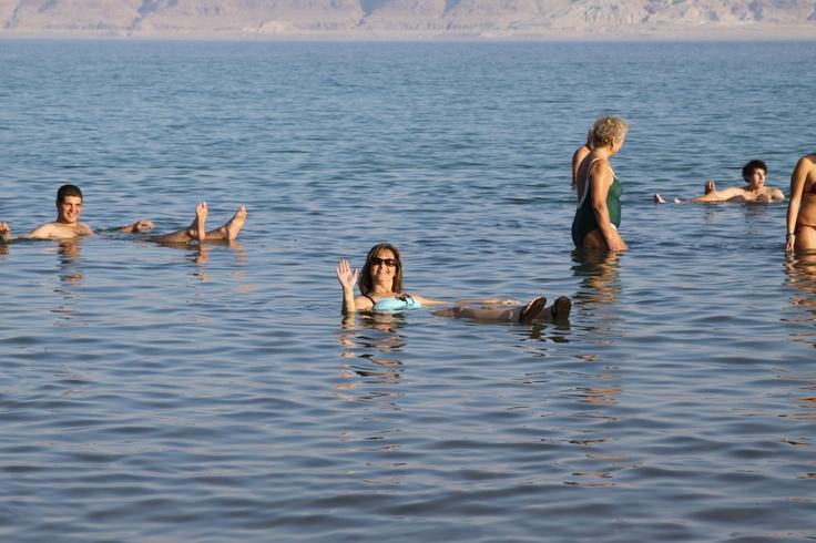 Dead Sea amazing to float inDead Sea, Sea Amazing