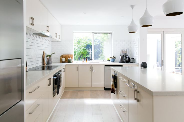 1920s tenant house goes swedish modern home sweet home pinterest modern kitchens and vintage modern