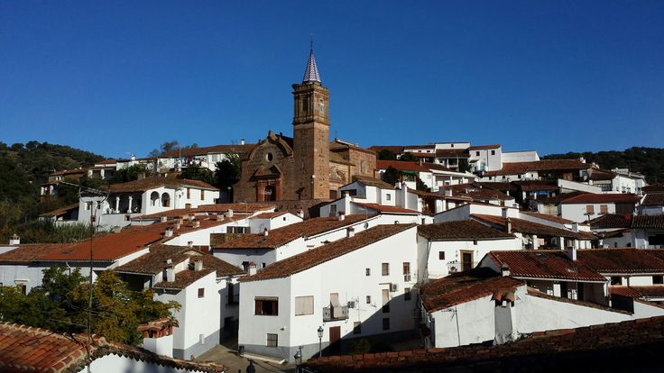 Valdelarco. Sierra de #Huelva.  #TurismoRural