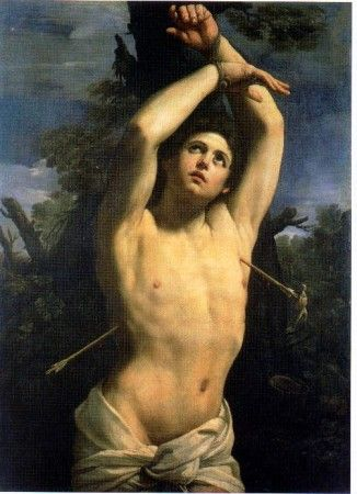 San Sebastian- Guido Reni