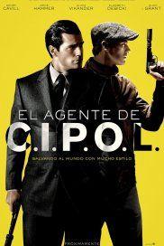 El Agente de C.I.P.O.L. ... No tiene fecha de estreno todavía en la página, pero ya están promocionandola, lo cual me hace feliz :)