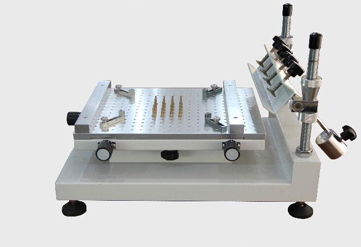 High-precision Manual PCB Silk Screen Press Precise Solder Paste Printing Machine Fast Free Shipping