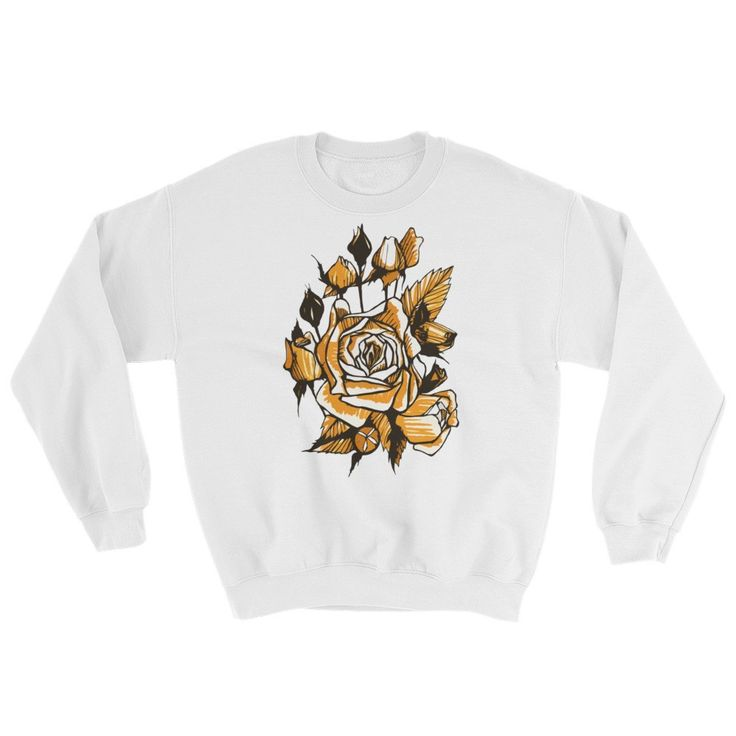 Roses, ink sketch, floral design Sweatshirts by ClipsoCallipso | Inktale Wow!  My Roses Sweatshirt was featured in the Spring Collection on @Inktale​! Thank you so much, team! https://inktale.com/clipsocallipso/roses-ink-sketch-floral-design/sweatshirts/womens #sweatshirt #teeshirt #tshirts #tshirtdesign #rosesdesign #whiteroses #floraldesign #springcollection #featured #rose #roses #floralart