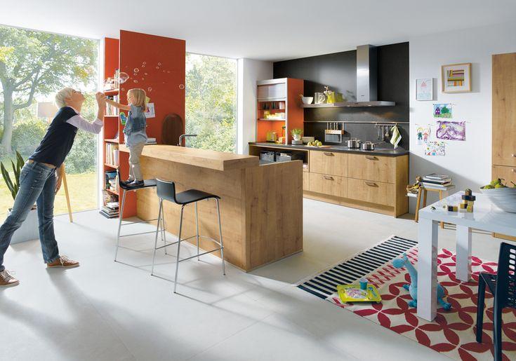 25 best Idées Cuisine images on Pinterest Ad home, Bathroom - schüller küchen arbeitsplatten