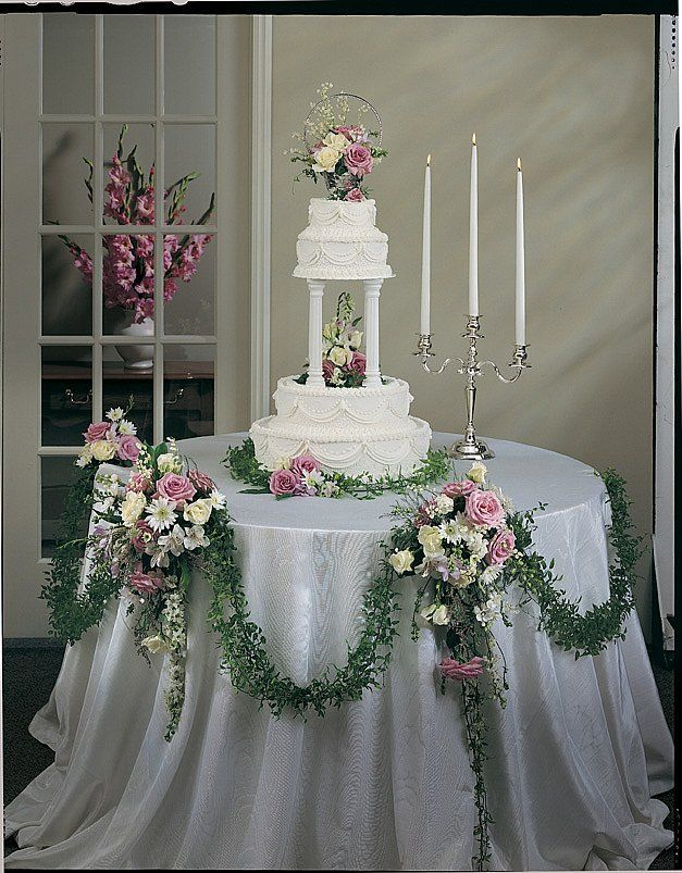 designs for wedding cake table 17 best cake table images on 13481