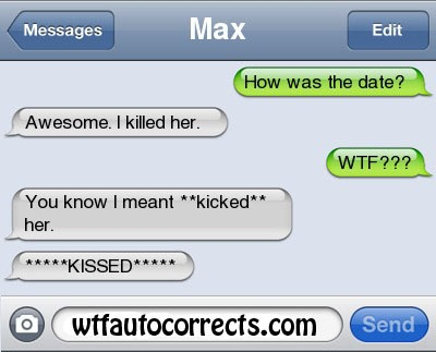 Be Careful With This Guy - Funny Autocorrect Fails