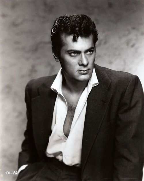 1955 Tony Curtis was a Hollywood icon in the mid-20th century, when he was the darkly handsome star of movies including The Sweet Smell of Success (1957, with Burt Lancaster) and the raucous cross-dressing comedy Some Like it Hot (1959, with Jack Lemmon and Marilyn Monroe)