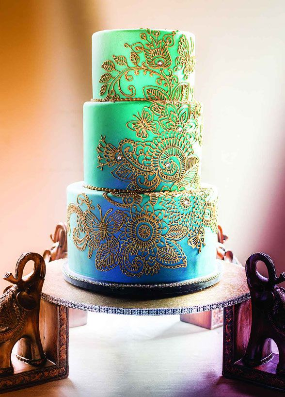 Wedding Cake Unique Design : 25+ best ideas about Unique Wedding Cakes on Pinterest ...