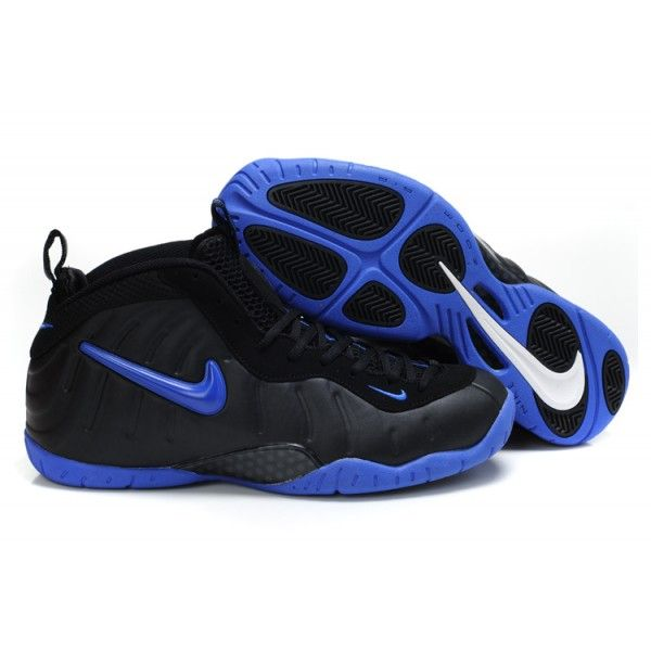 Nike Air Foamposite Pro Pearl Jam Black Royal Blue