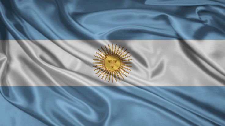 World Cup Participant Argentina Flag 2014 Photo Gallery