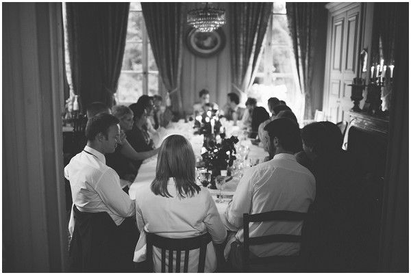 Carla Cosgrove - Founder & Makeup Artist at Candour Store - wedding - France - Australian - eclectic - adventure - vintage -rustic chateau wedding - Karen Willis Holmes - Wil Valor - Samuel Docker Photography - French Wedding Style - dinner - food - family - meal -long table - Single wedding table  | Image by Samuel Docker Photography