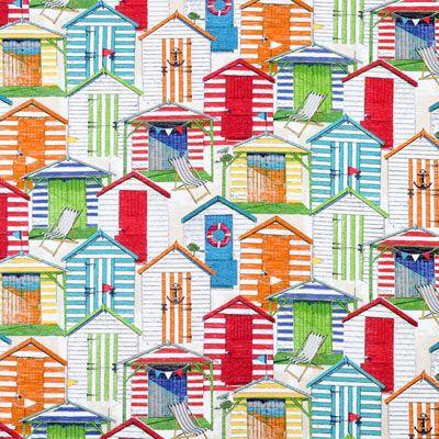 Richloom Outdoor Beach Hut Cabana Fabric