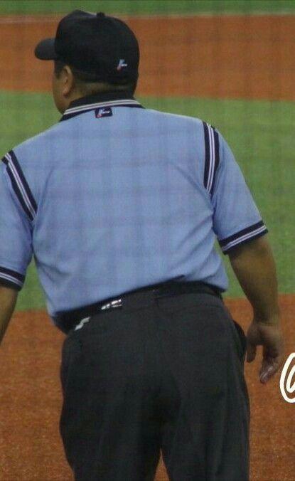 本当に可愛いプロ野球審判・敷田直人審判員のお尻の穴を舐めたい