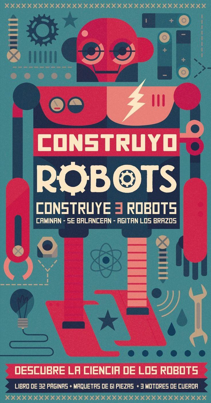 Recomendaciones libros infantiles y juveniles, guías de robótica que tienen la mirada puesta en el el mundo de los robots y la programación. De 3 a 18 años.