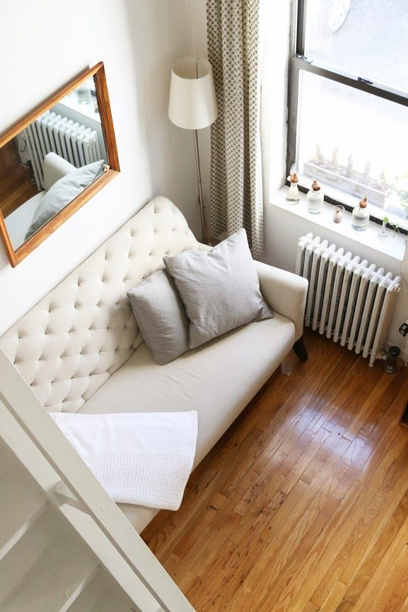 cute decor in a small space