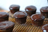 Karen DeMasco's Devil's Food Cupcakes - The Wednesday Chef