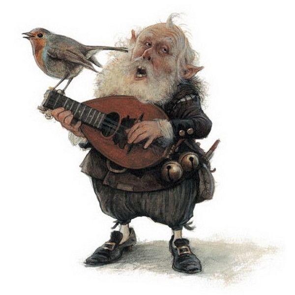 singing dwarf