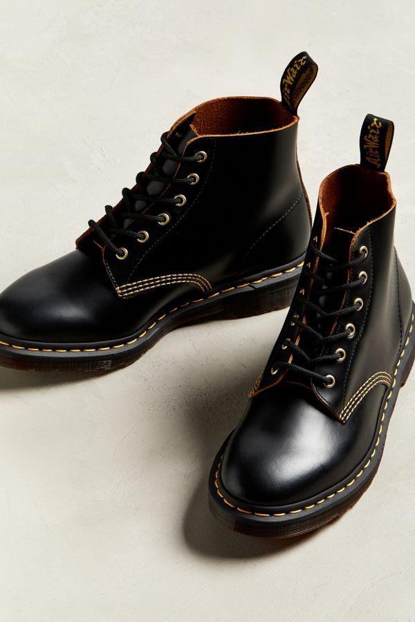 Dr. Martens 101 Arc 6 Eye Boot | Boots, Combat boots, Urban