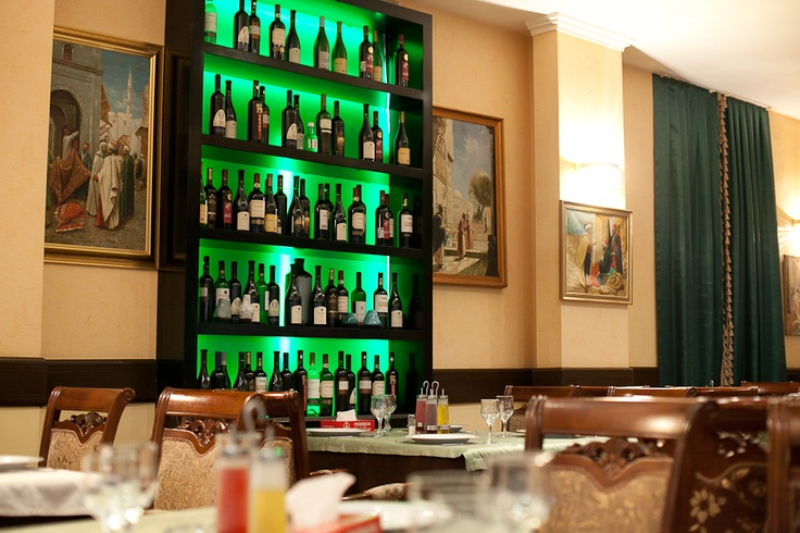 Saidoun Restaurant I Lebanese food I Phoenicia Grand Hotel
