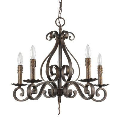 Acclaim Lighting Inc Lydia IN11410R Chandelier - IN11410R