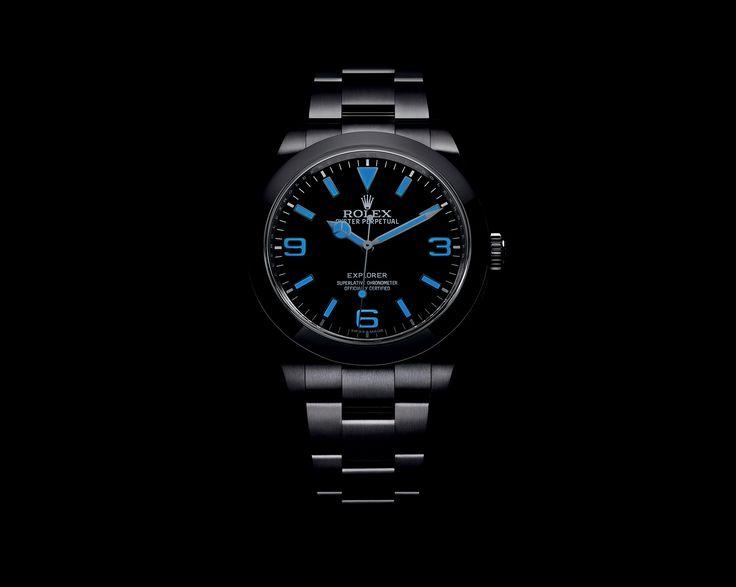 Découvrez la nouvelle Rolex Explorer dévoilée à Baselworld 2016.