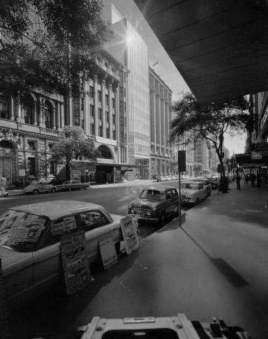 Centreway Arcade, 259 Collins Street. Melbourne, Australia.