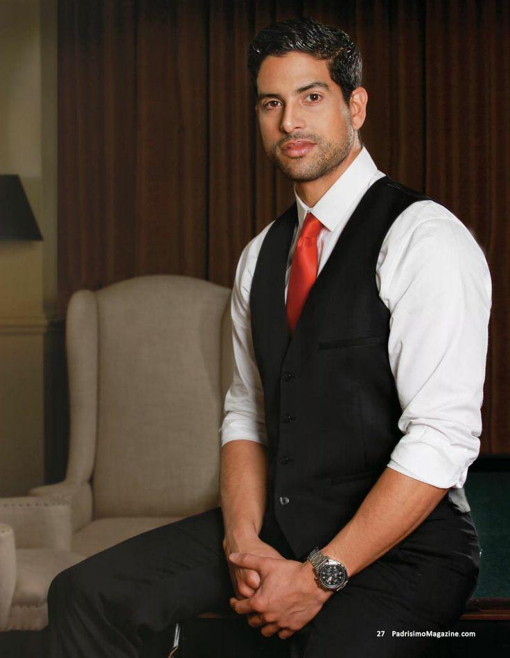 adam rodriguez | Picture Post: Adam Covers Padrisimo & H Magazine - HQ Scans